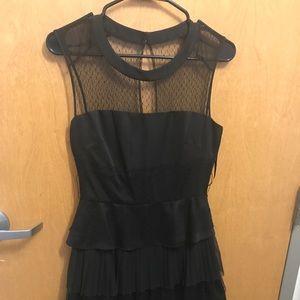 Max and Cleo beautiful black dress!